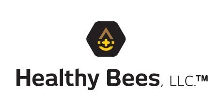 Healthy Bees, LLC  Logo