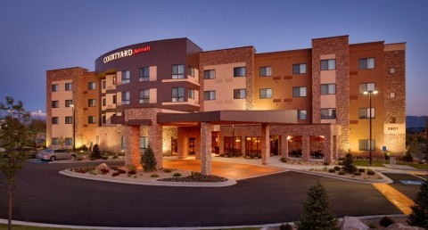 Courtyard by Marriott Lehi at Thanksgiving Point (Photo: Business Wire)