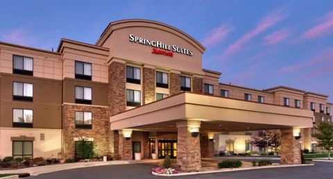 SpringHill Suites by Marriott Lehi at Thanksgiving Point (Photo: Business Wire)