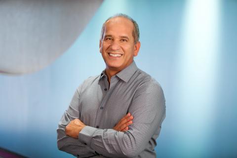 Faraj Aalaei Chairman, President and CEO of Aquantia Corp. (Photo: Business Wire)