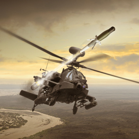The U.S. Navy has awarded BAE Systems a $59.5 million contract for additional APKWS guidance kits to transform unguided 2.75-inch rockets into precision munitions. (Photo: BAE Systems)