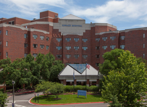 Edward-Elmhurst Health system worked with Carestream Health to install new room and mobile imaging systems as well as retrofitting existing rooms. (Photo: Business Wire)