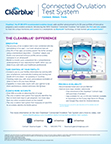 Clearblue® Connected Ovulation Test System Fact Sheet