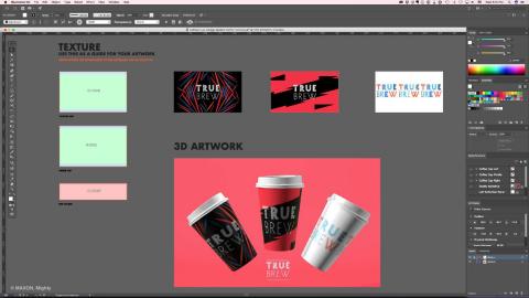 Cineware for Adobe Illustrator CC (Graphic: Business Wire)