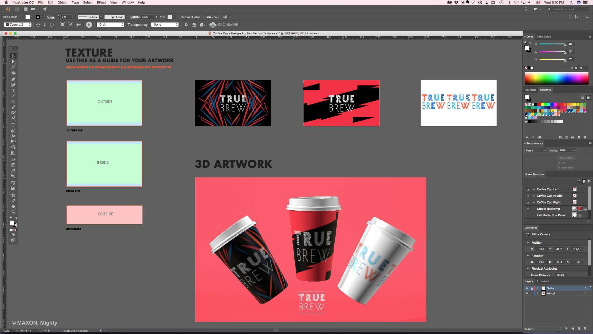 Berühmt Zertifikatvorlage Illustrator Fotos - Beispiel Business ...