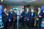 Ribbon cutting to officiate the CharterMarkets launch. (Photo: Business Wire)