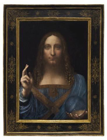 Leonardo da Vinci's Salvator Mundi (Photo: Business Wire)
