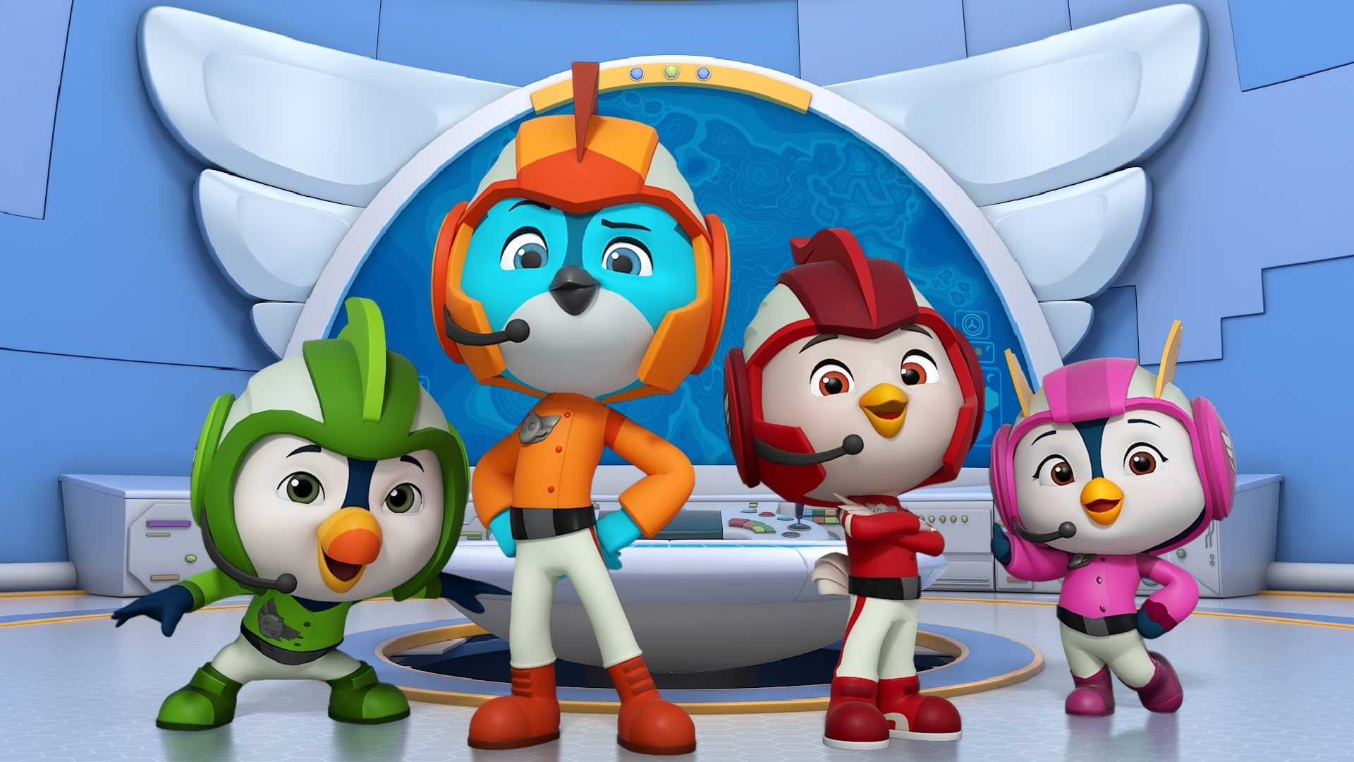 New Adventures Take Flight in Nickelodeon's Brand-New CG