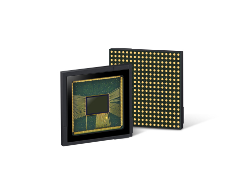 Samsung's ISOCELL 2X7 image sensor (Photo: Business Wire)