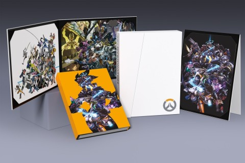 """""""The Art of Overwatch®"""" Limited Edition from Dark Horse (Photo: Business Wire)"""