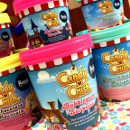 Candy Crush™ ice cream from Rossi (Photo: Business Wire)
