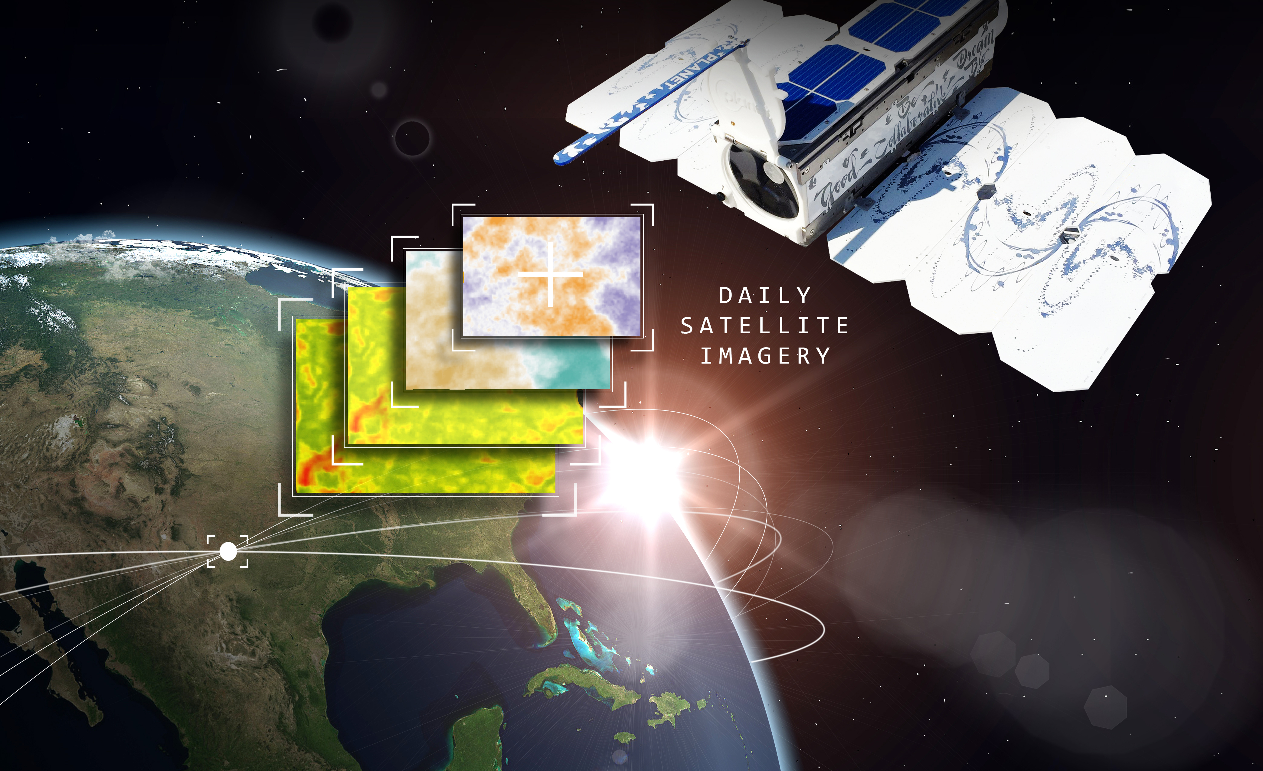 Farmers Edge And Planet Partner To Change Global Agriculture Using - Real time satellite images