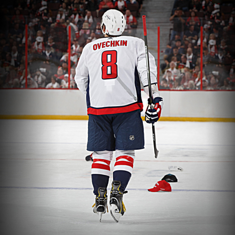 Ovechkin returns to Team CCM (Photo: Business Wire)