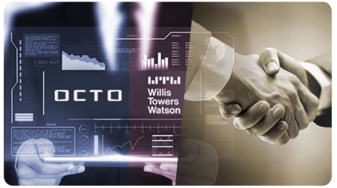 Octo Telematics to acquire UBI assets of Willis Towers Watson and will partner with them on insurance-related products. (Photo: Business Wire)