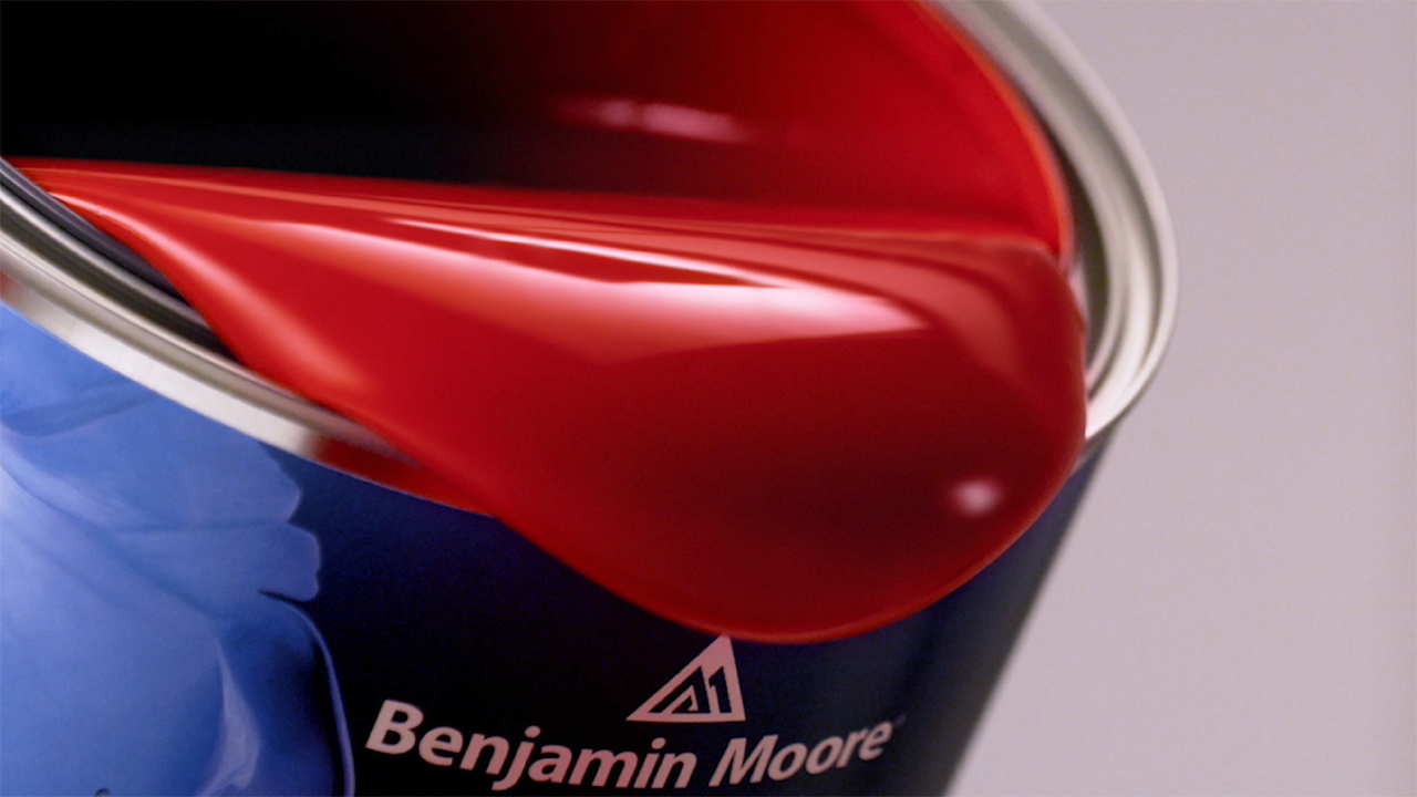Benjamin Moore Reveals Caliente Af 290 As Its Color Of