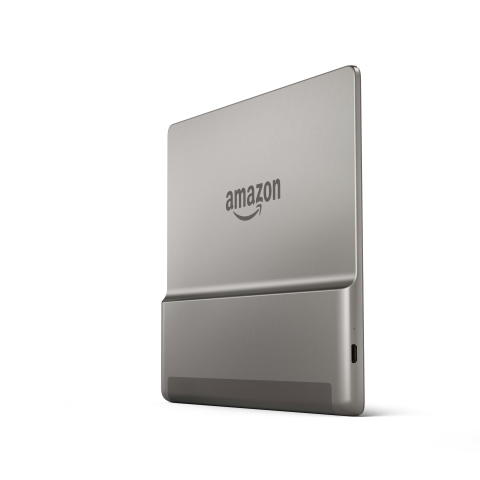 All-New Kindle Oasis - back (Photo: Business Wire)