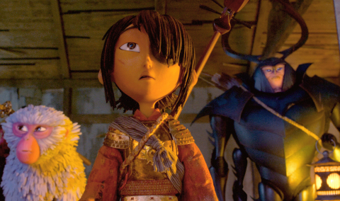 "LAIKA's Oscar-Nominated ""Kubo and the Two Strings"" Pushes the Boundaries of Stop-Motion Animation with innovative 3D Printed characters (Photo: Business Wire)."