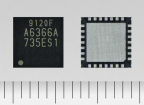 "Toshiba Electronic Devices & Storage Corporation: A constant-current 2-phase stepping motor driver ""TB9120FTG"" for automotive applications. (Photo: Business Wire)"