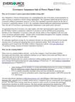 Eversource Sells Power Plants FAQ