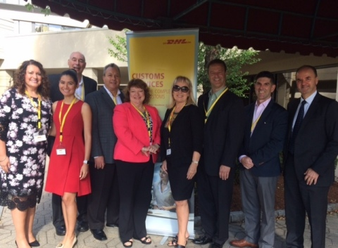 DHL Global Forwarding experts held an International Commercial Terms (INCOTERMS® 2010) educational training course on Oct. 5, 2017. (Photo: Business Wire)