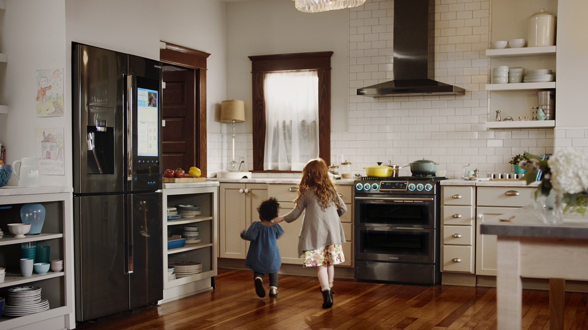 Samsung Helps Homeowners Get Ready To Get Together For The Holidays