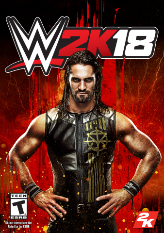 2K today announced that WWE® 2K18, the newest addition to the flagship WWE video game franchise, is now available worldwide to Early Access customers for the PlayStation® computer entertainment system and Xbox One. (Graphic: Business Wire)