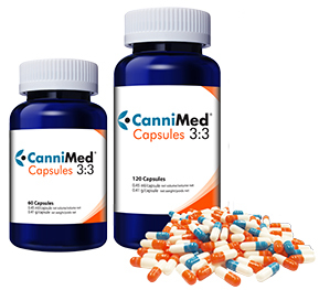 CanniMed(R) Capsules 3:3 (Photo: Business Wire)