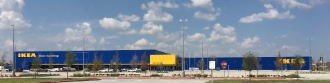 IKEA Grand Prairie to Open on December 13, 2017 (Photo: Business Wire)