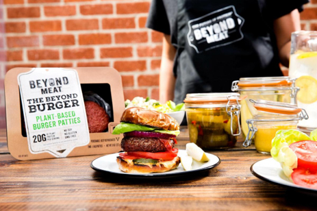 Beyond Meat, creator of the revolutionary Beyond Burger, announces that Leonardo DiCaprio is joining as an investor and advocate for the brand. (Photo: Business Wire)
