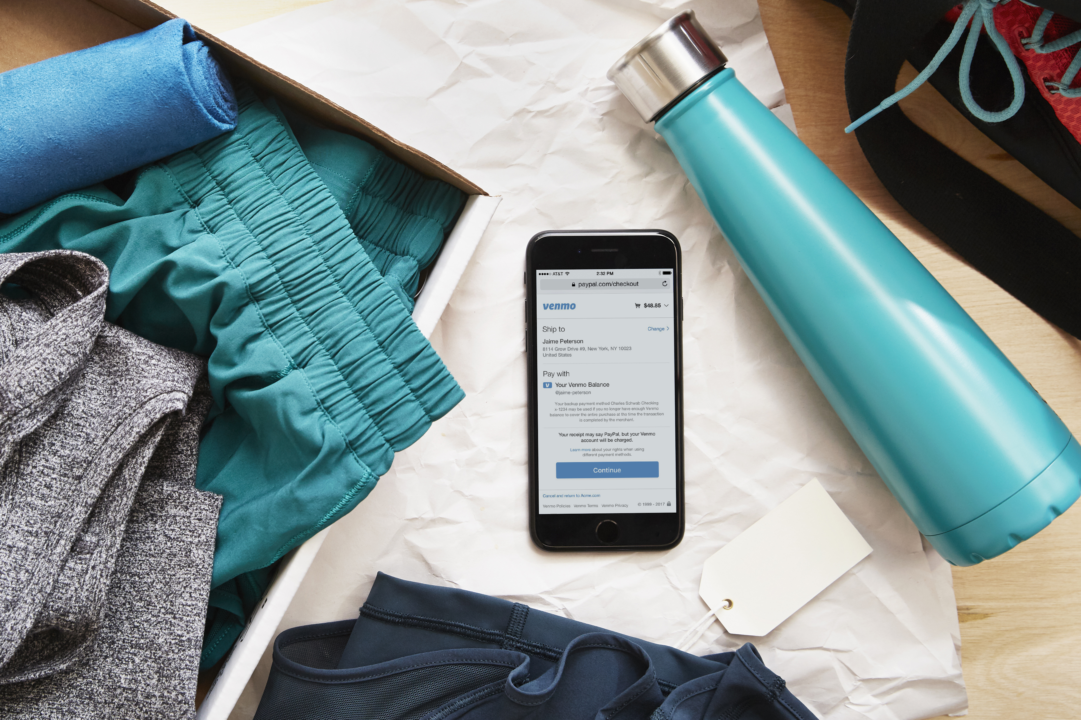 Venmo Now Accepted At More Than Two Million U S  Merchants