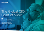 """""""The Global CIO Point of View"""" from ServiceNow outlines a new agenda for transformative leadership based on a survey of 500 CIOs."""