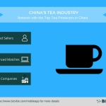 Tea Production in China Rising — BizVibe Announces Networking Platform for Companies in China's Tea Industry
