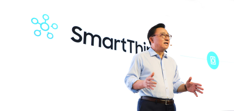 DJ Koh, President of Mobile Communications Business, Samsung Electronics (Photo: Business Wire)