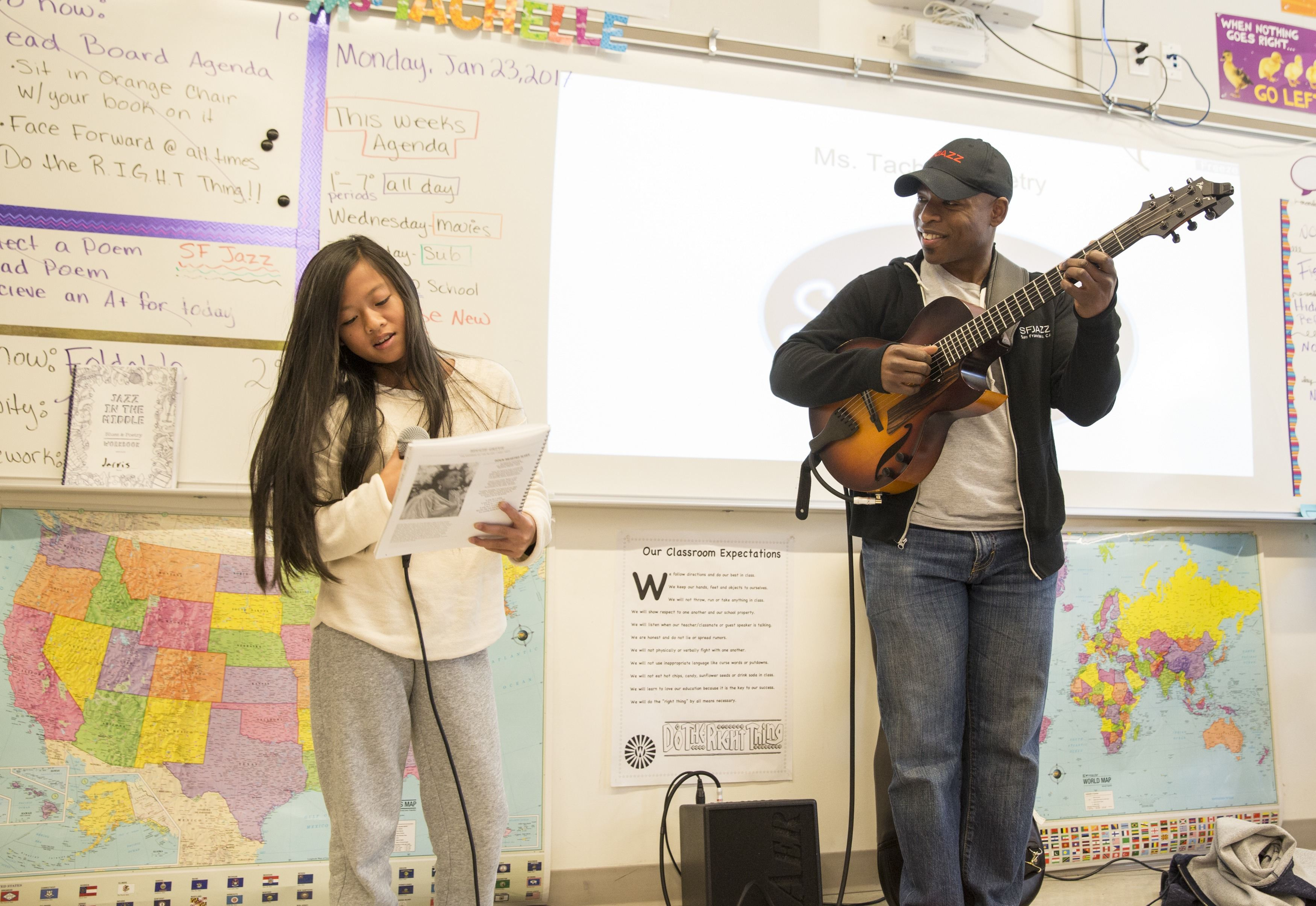 SFJAZZ to Expand Education Programs to All San Francisco and Oakland ...
