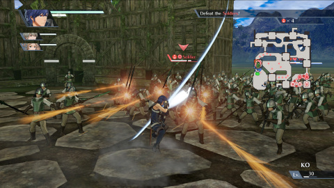 The Fire Emblem Warriors game will be available on Oct. 20. (Photo: Business Wire)