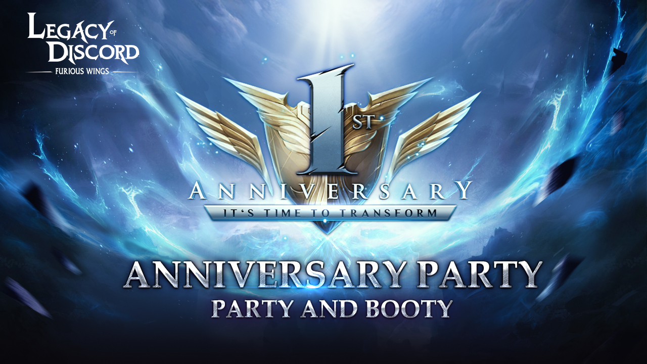 Legacy of Discord Celebrates Its One-Year Anniversary With a Wealth