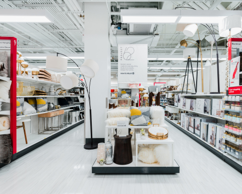 Target Opens New Small Format Store In Herald Square (Photo: Business Wire)