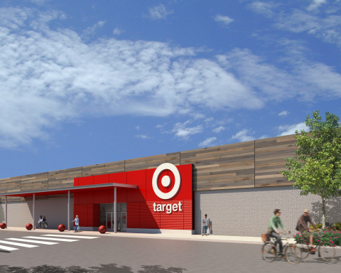 Target announces store in South Burlington, Vt. for 2018 (Photo: Business Wire)