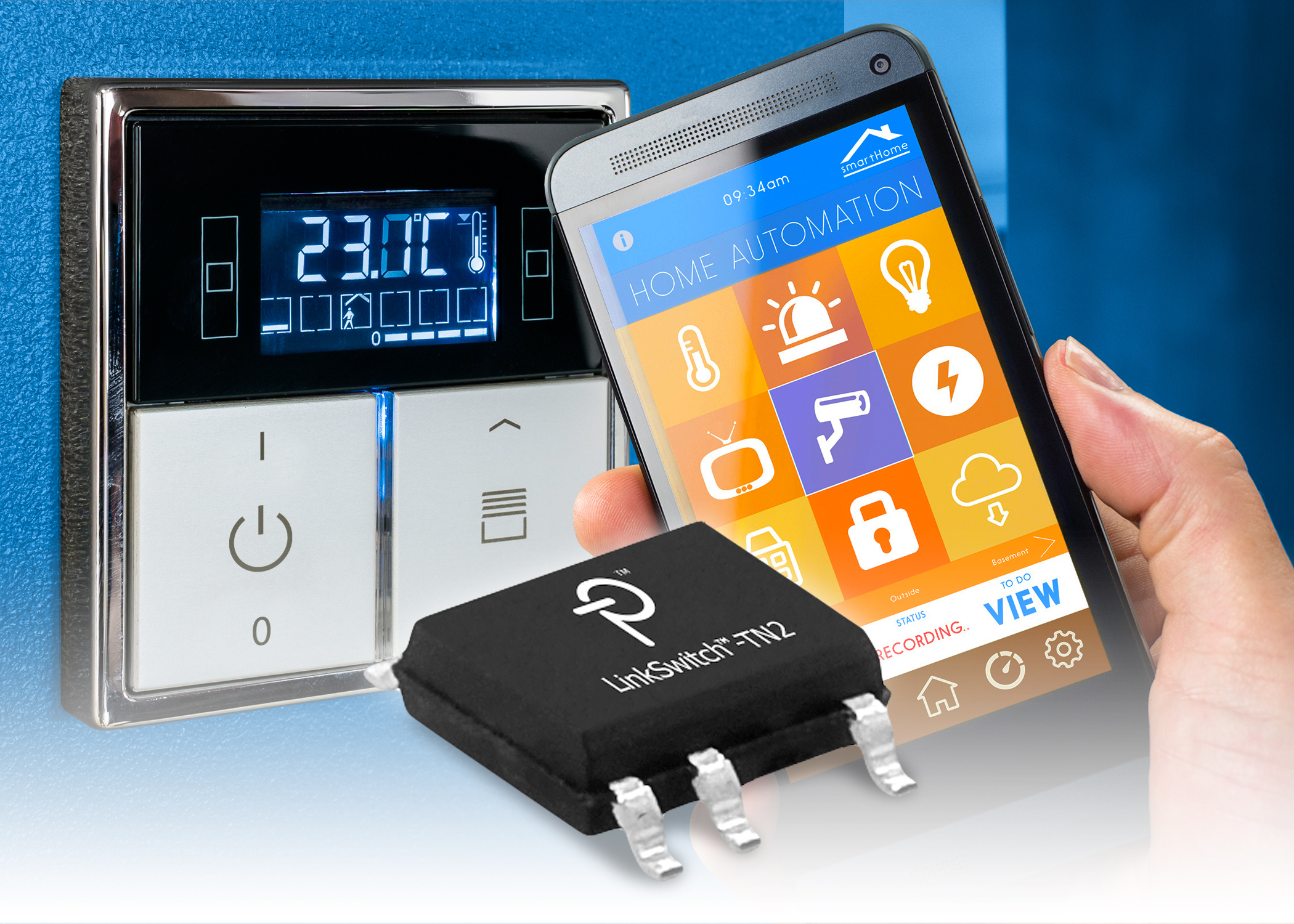 Power Integrations Enables No-Neutral Wireless Wall Switches for ...
