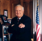 Harland C. Stonecipher, founder of LegalShield. (Photo: Business Wire)