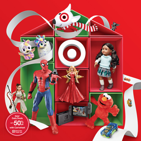 Target Kids' Gift Catalog (Photo: Business Wire)