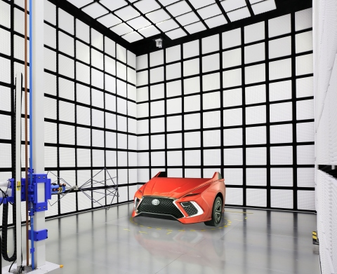 New anechoic chamber (Photo: Business Wire)