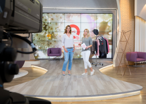QVC Makes the Leap into Ultra HD in Germany with SES Video (Photo: Business Wire)