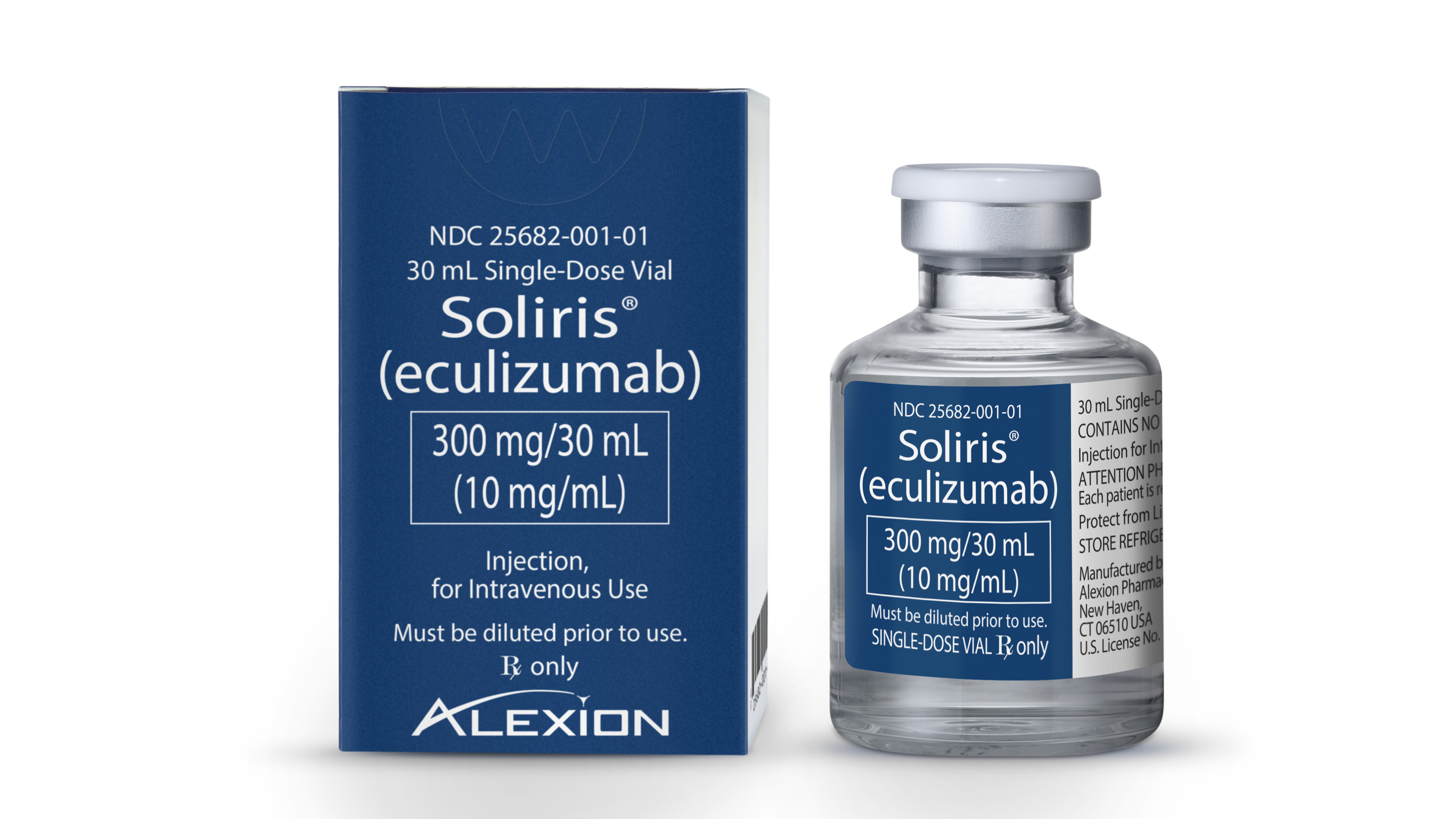 FDA Approves Soliris® (Eculizumab) for the Treatment of