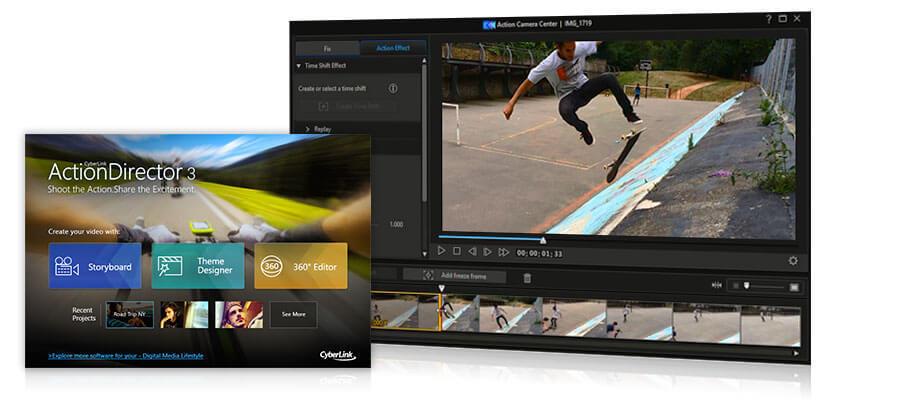 montage video actiondirector
