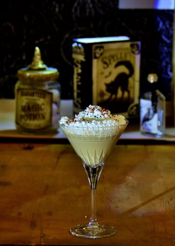 Vampire Sweet Treat made by Armando Rosario, Director of Mixology for Southern Glazer's Wine & Spirits (Photo: Business Wire)