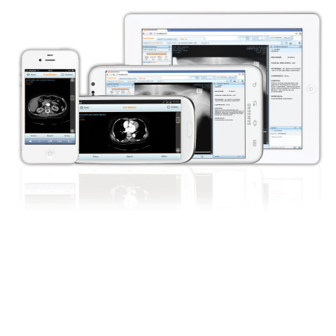 More than 4,000 physician practices use Carestream's Vue Motion enterprise viewer to access patient imaging data and radiology reports provided by UMI Healthcare. (Photo: Business Wire)