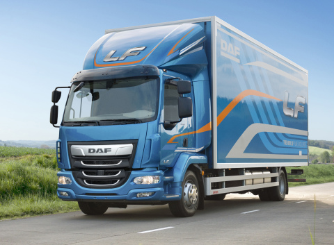 DAF LF Truck (Photo: Business Wire)