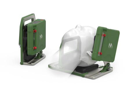 Point of injury device for assessing combat-related traumatic brain injury (Photo: Business Wire)