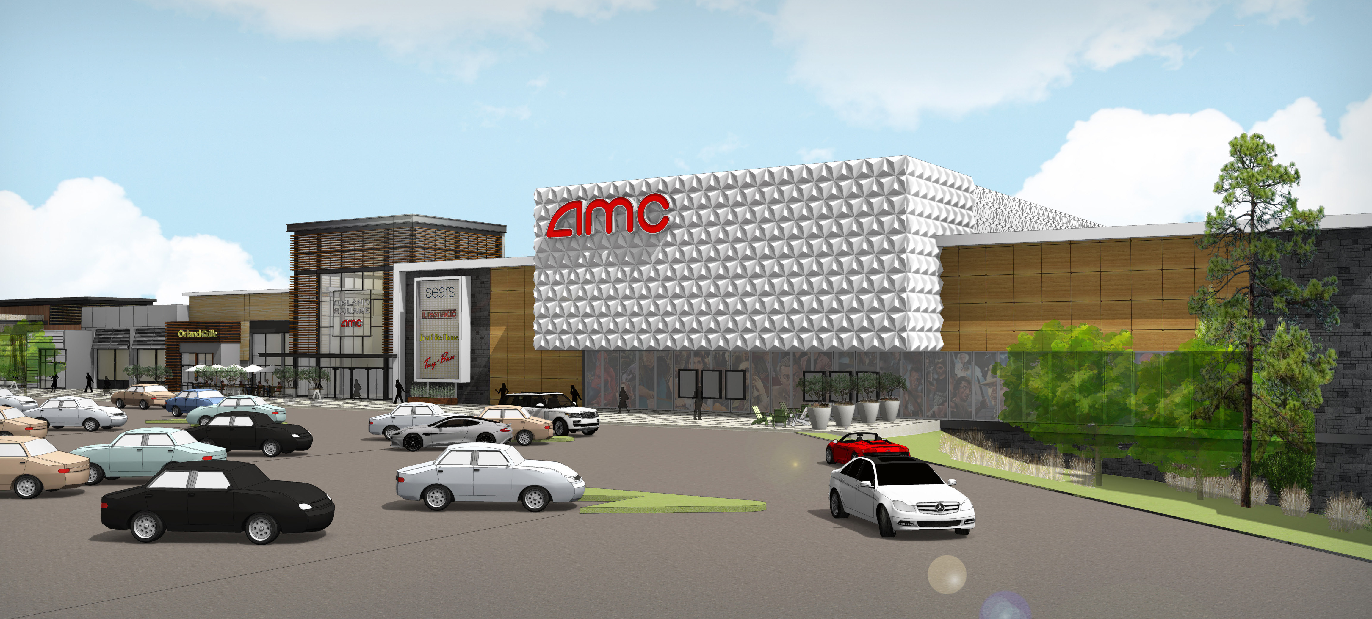 amc theatres to join seritage growth properties redevelopment